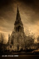 The Church by monsterfiend