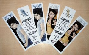 Endgame Bookmarks by 0viper0