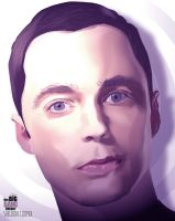 Sheldon Cooper by CrackheadJimmy