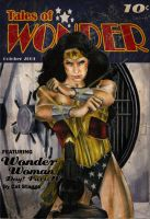 Wonder Woman Day 2009 bonus by gattadonna