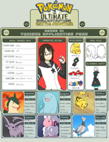 Pokemon BF R1 entry by Jen-Jen-Rose