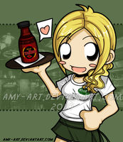 Sookie Stackhouse - True Blood by amy-art