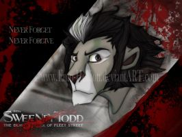Sweeney Todd Lionized by Emo-Hellion