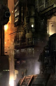Blade Runner 03 by ornicar
