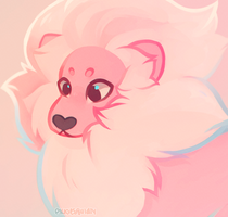 Lion by Picklesquidly