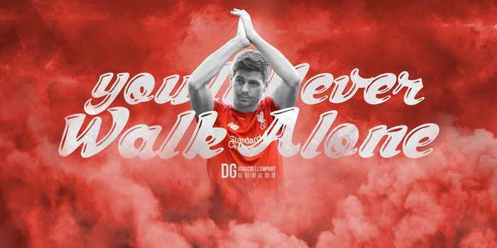 Steven Gerrard - You'll Never Walk Alone by ignaxxx