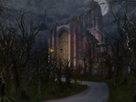 Cathedral Environment by xxcharlotteoxx