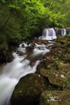 Waterfall of Spring by TRBPhotographyLLC