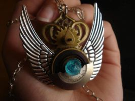 Steampunk Necklace by SteampunkChile