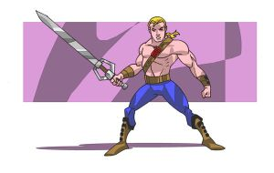 na he-man colors by barnabas13