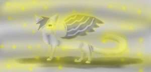Yellow Stars by TheSlendermanIsHere