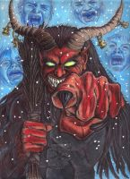 Uncle Krampus Wants YOU... by TheDaveL
