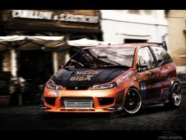 Fiat Punto - S15 racer by steelwagon6