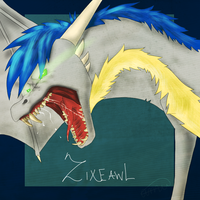 Zixeawl by DragonLover4Ever