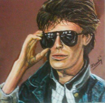 Michael J. Fox - Shades 1980's by ScullyNess