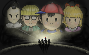 Earthbound by EmilyKiwi