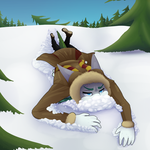 Sledding by Sussurchan