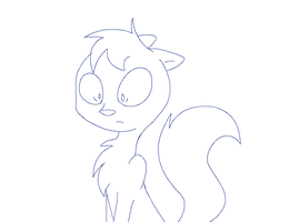shocked skunk base by Wildfire0