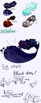 Whales by kittimitti