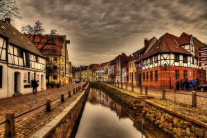 Old town by chevyhax