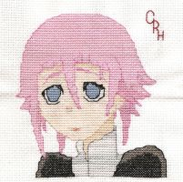 Crona Head Shot by Sew-Madd