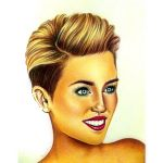 Miley Cyrus by WinxGirl27