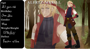 [ RoH ] Alfred Merrill by AskPeterWhite