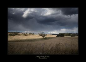 Wolgan Valley Storms by gimmyfood