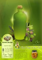Extra Virgin Olive Oil by robinweatherall