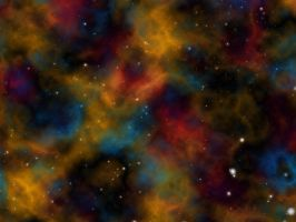 Final Frontier Abstract 7 by CL-Stock