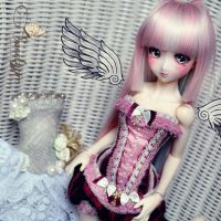 Bonbon in pink by Atelier-Cynamon