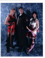 Cosplay at Gen Con 2010 by sewingbikergirl
