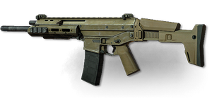 MW3: ACR 6.8 by FPSRussia123