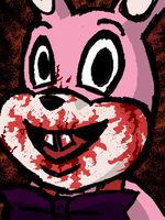 Silent Hill: Robbie the Rabbit by Gil-ED