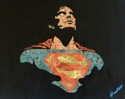 Superman by MikeAlcantara