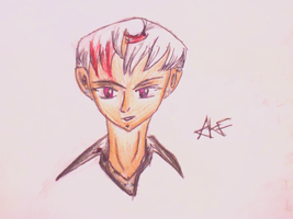 Fan character: Isaiah (Ao no Exorcist) by RenegadeRena
