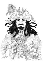 Hanvon Pirate by BigJozz