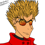 Vash the Stampede by 200shadowfan