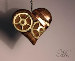 Steampunk heart 48 by TheCraftsman