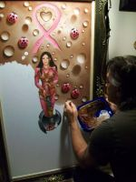 Warriors Against Breast Cancer by ChristopherPollari