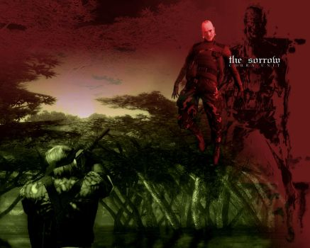 MGS3: The Sorrow by DjG-Wp
