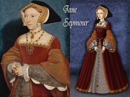 Jane Seymour by Nurycat