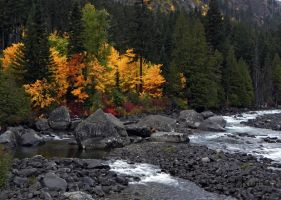 Tumwater in October 2 by TRunna