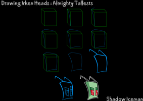 Almighty Tallest Head Tutorial by ShadowIceman
