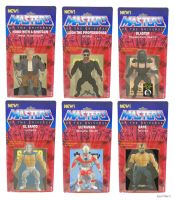 Motu Movie Customs Series 1 by Hartter