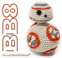 BB8 by FROG-and-TOAD
