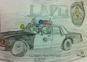 Los Andreas Police Department by Catsville1