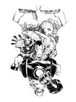 IRON MEN_90 minutes by EricCanete