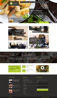 Forked Restaurant WP Theme by webdesigngeek