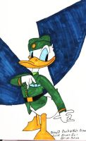 Donald Duck by chipsk